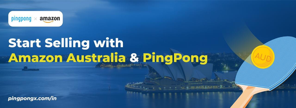 Big News for E-commerce Sellers in India! Expand your E-commerce global business in Australia.