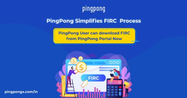 PingPong India launches Automated Digital FIRC for Indian Sellers